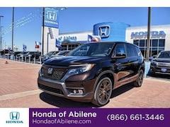New 2019 Honda Passport Sport FWD SUV Abilene, TX