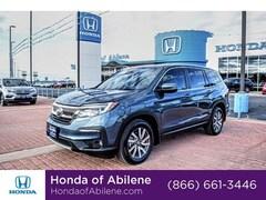 New 2019 Honda Pilot EX AWD SUV For Sale in Abilene, TX