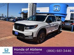New 2021 Honda Ridgeline Sport Truck Crew Cab For Sale in Abilene, TX