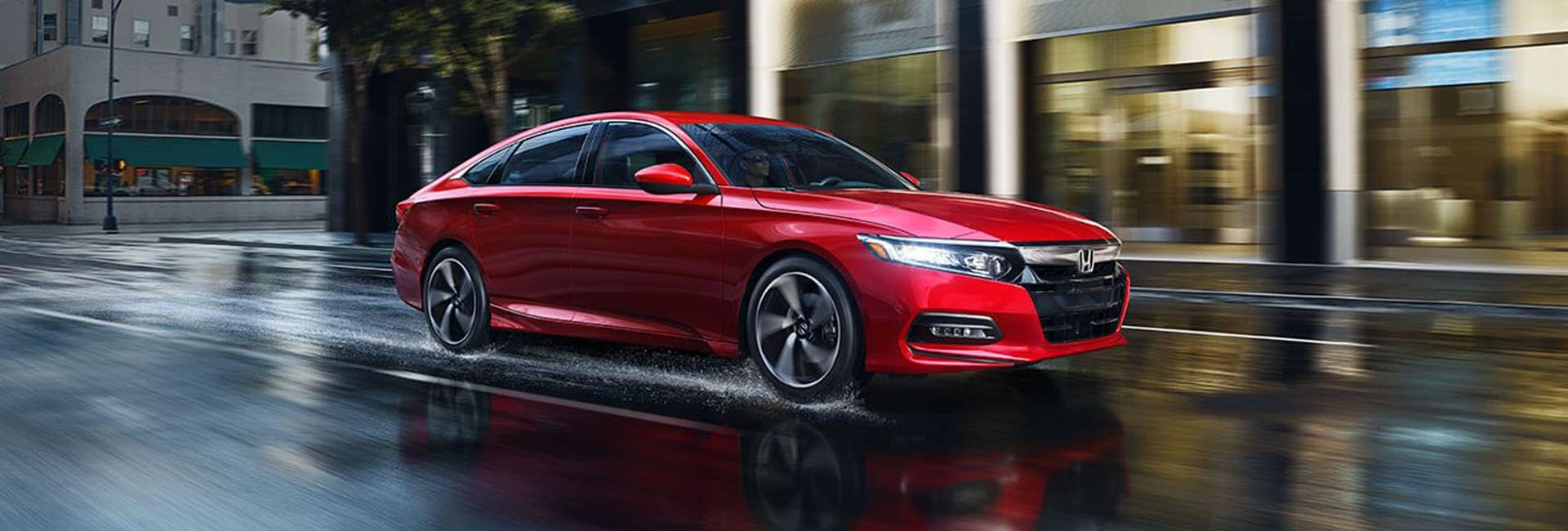 2018 Honda Accord Exterior Features
