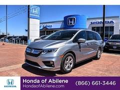 New 2019 Honda Odyssey EX-L Auto Van Abilene, TX