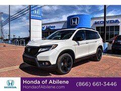 New 2019 Honda Passport Elite AWD SUV Abilene, TX