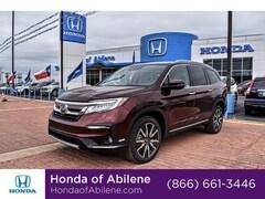 New 2019 Honda Pilot Elite AWD SUV Abilene, TX