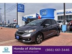 New 2019 Honda Fit EX CVT Hatchback Abilene, TX