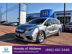 New 2020 Honda Odyssey EX Van For Sale in Abilene, TX
