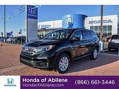 New 2019 Honda Pilot LX 2WD SUV Abilene, TX