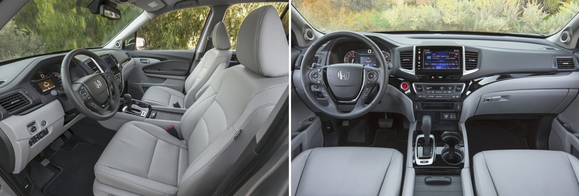 2018 Honda Ridgeline interior Features
