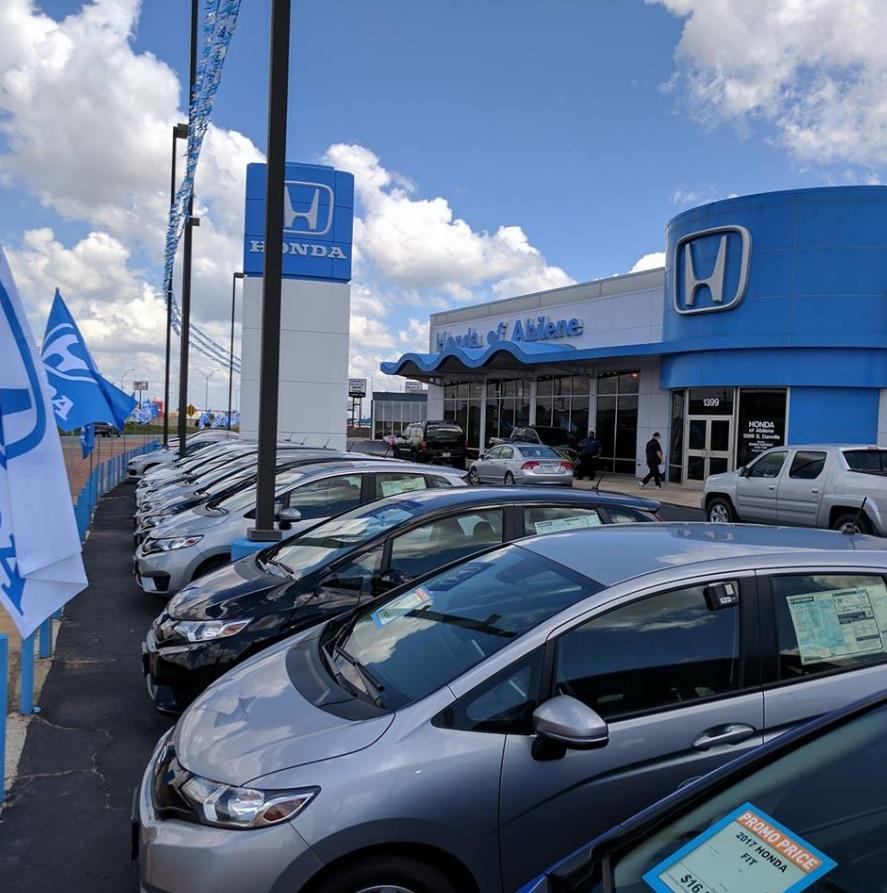 Honda Dealership Serving San Angelo Texas