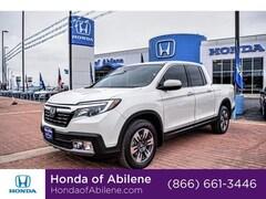 New 2019 Honda Ridgeline RTL-E AWD Truck Crew Cab For Sale in Abilene, TX
