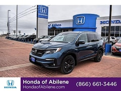 New 2021 Honda Pilot Special Edition AWD SUV Abilene, TX