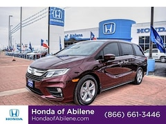 New 2019 Honda Odyssey EX Auto Van Abilene, TX
