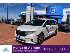 New 2022 Honda Odyssey EX Van For Sale in Abilene, TX