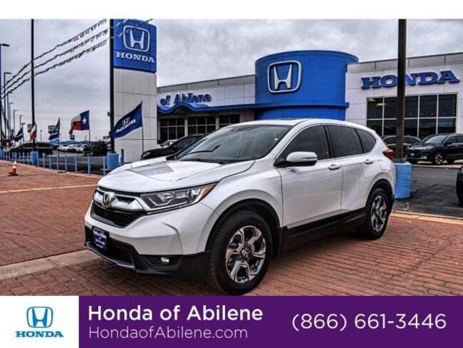 New 2019 Honda CR-V EX-L 2WD SUV Abilene, TX