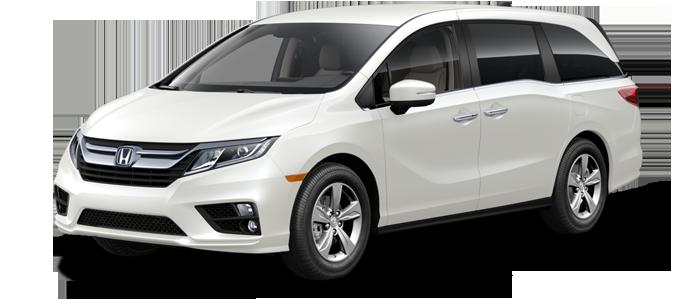 New 2018 Honda  Odyssey  at Honda of abilene