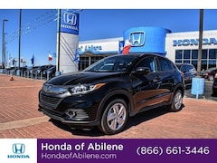 New 2019 Honda HR-V EX-L AWD CVT SUV Abilene, TX