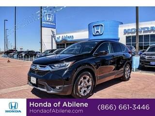 Certified Pre-Owned 2017 Honda CR-V EX-L 2WD SUV Abilene, TX