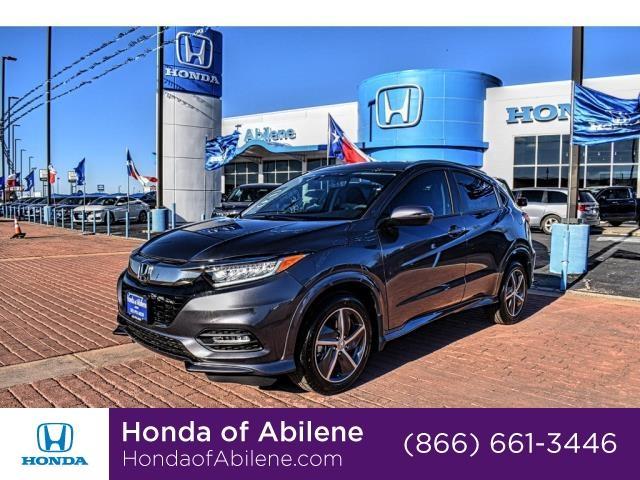 2019 Honda HR-V Touring AWD CVT SUV
