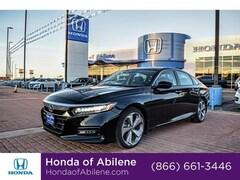 New 2018 Honda Accord Touring 2.0T Auto Sedan Abilene, TX