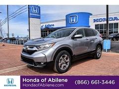 New 2019 Honda CR-V EX-L AWD SUV Abilene, TX