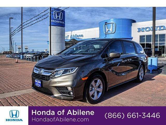 2019 Honda Odyssey Van