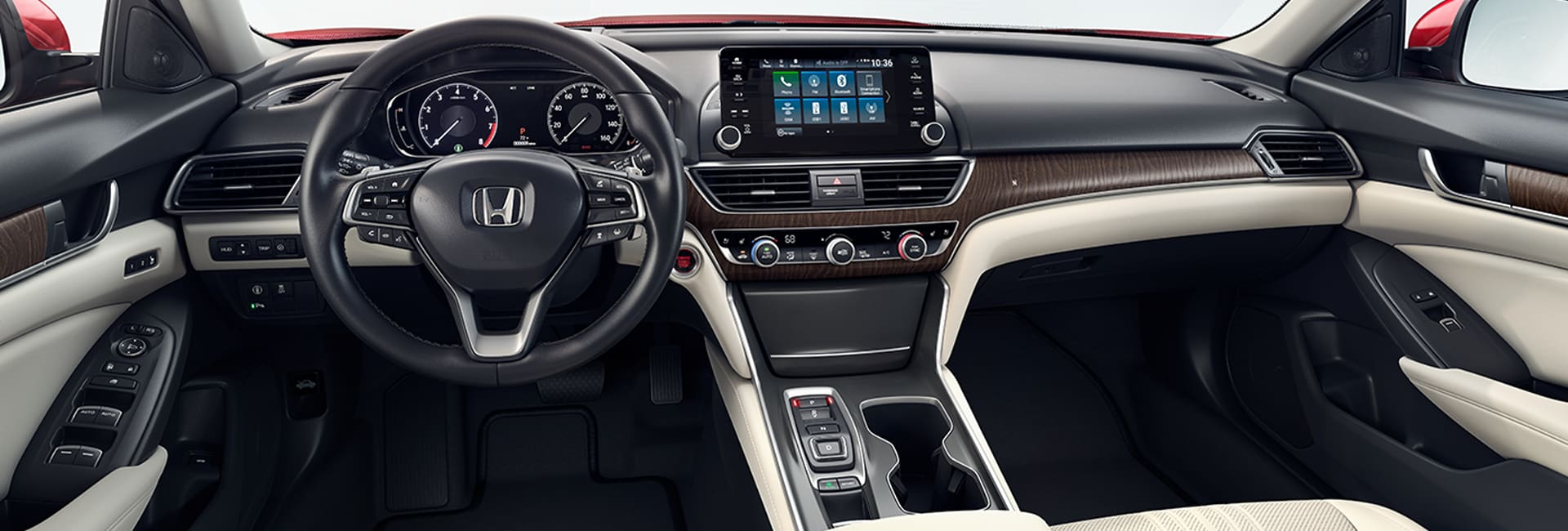 2018 Honda Accord Interior Features