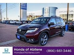 New 2021 Honda Passport Touring SUV Abilene, TX