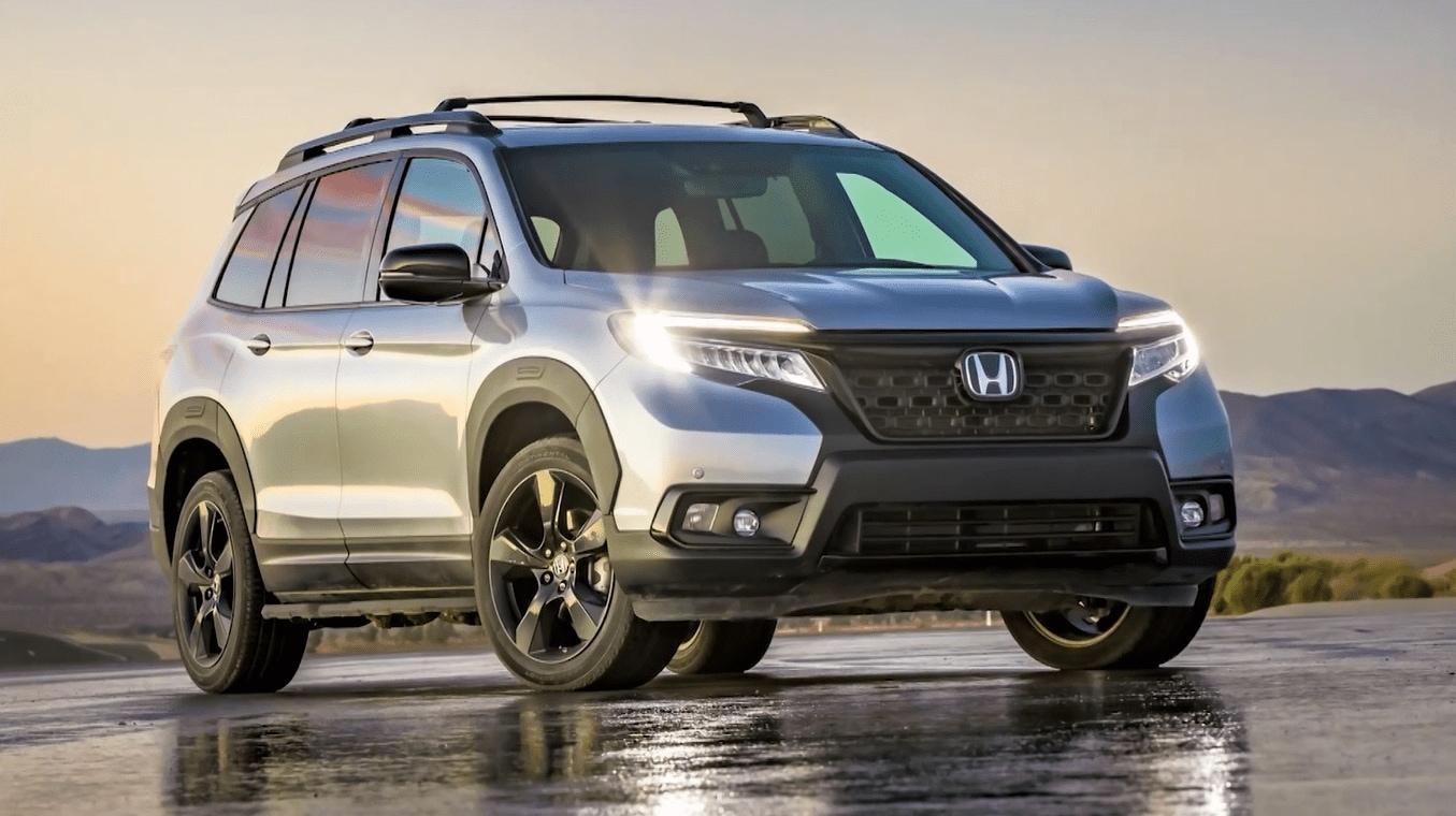 New 2019 Honda Passport For Sale In Abilene Tx Honda Of Abilene