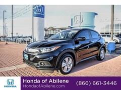 New 2019 Honda HR-V EX-L 2WD CVT SUV Abilene, TX
