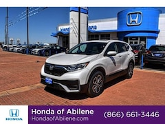 New 2021 Honda CR-V EX 2WD SUV For Sale in Abilene, TX