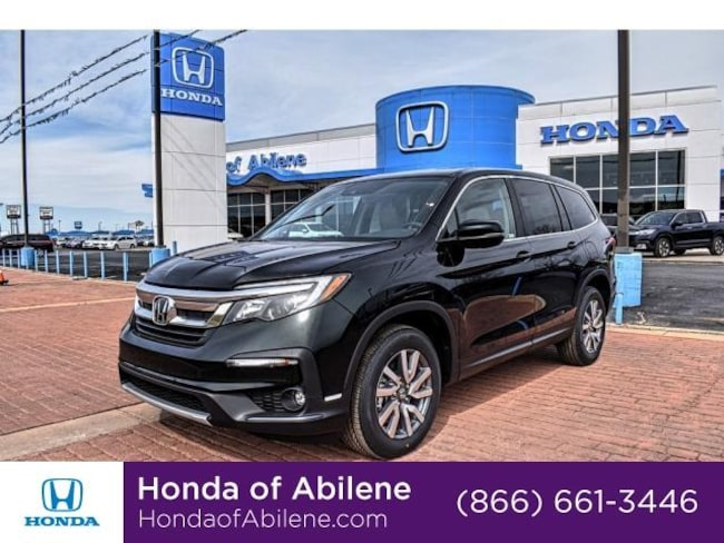 New 2019 Honda Pilot EX-L 2WD SUV Abilene, TX