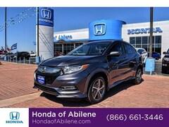New 2019 Honda HR-V Touring AWD CVT SUV Abilene, TX