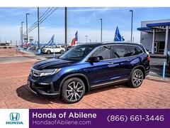 New 2019 Honda Pilot Touring 7-Passenger 2WD SUV Abilene, TX