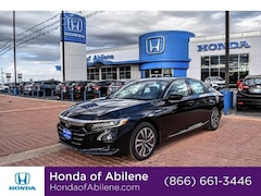 New 2021 Honda Accord Hybrid EX-L Sedan Abilene, TX