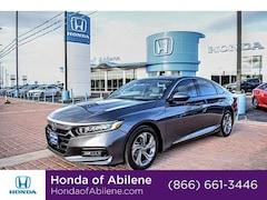 New 2019 Honda Accord EX 1.5T CVT Sedan For Sale in Abilene, TX