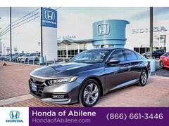 New 2019 Honda Accord EX 1.5T CVT Sedan Abilene, TX