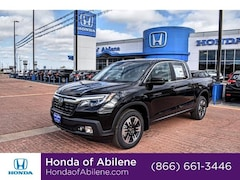 New 2020 Honda Ridgeline RTL Truck Crew Cab For Sale in Abilene, TX