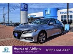 New 2018 Honda Accord EX 1.5T CVT Sedan Abilene, TX