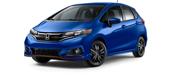 New 2018 Honda Fit CVT Sport at Honda of Abilene