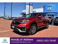 New 2021 Honda CR-V EX AWD SUV For Sale in Abilene, TX