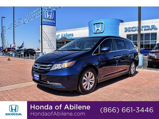 2016 Honda Odyssey SE Van Passenger Van