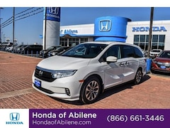 New 2021 Honda Odyssey EX-L Van For Sale in Abilene, TX