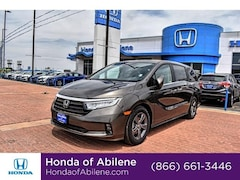 New 2021 Honda Odyssey EX Van For Sale in Abilene, TX