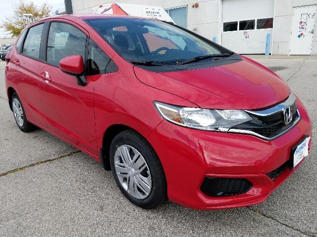 New 2019 Honda Fit LX Hatchback Ames, IA