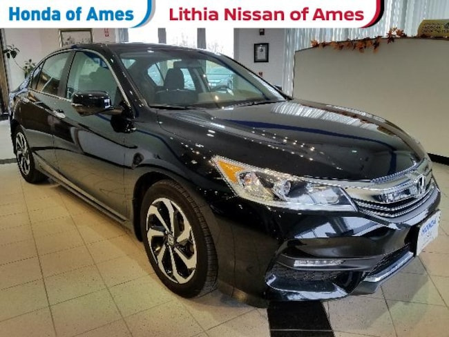 Certified Pre-Owned 2016 Honda Accord 4dr I4 CVT EX Sedan for sale in Ames IA