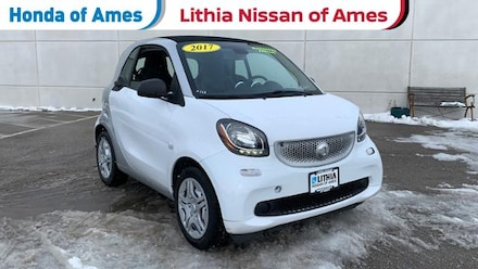 2017 smart fortwo Pure Coupe Coupe
