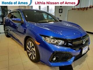 Used 2017 Honda Civic LX CVT Hatchback Ames, IA