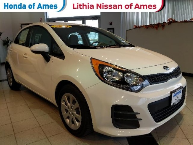 Used 2016 Kia Rio 5 Door Hatchback For Sale In Ames Ia Stock