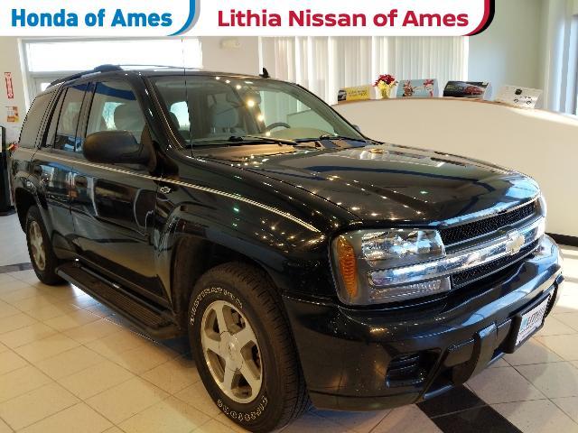 Used 2006 Chevrolet TrailBlazer 4dr 2WD LS SUV Ames, IA