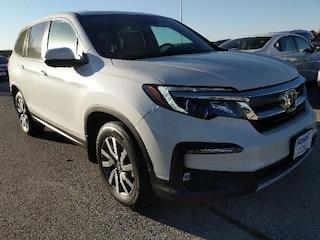 New 2019 Honda Pilot EX-L AWD SUV Ames, IA