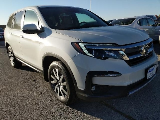 New 2019 Honda Pilot EX-L AWD SUV for sale in Ames IA